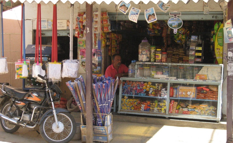 August 2008 start up blog - Start convenience store countryside ...