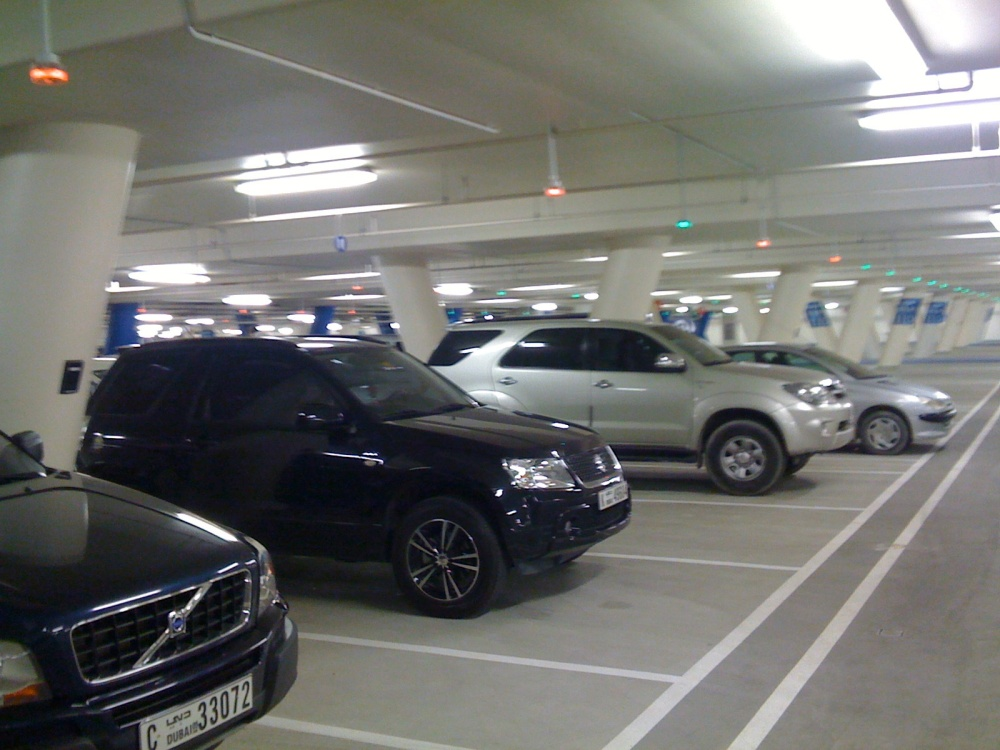 car-park-lights