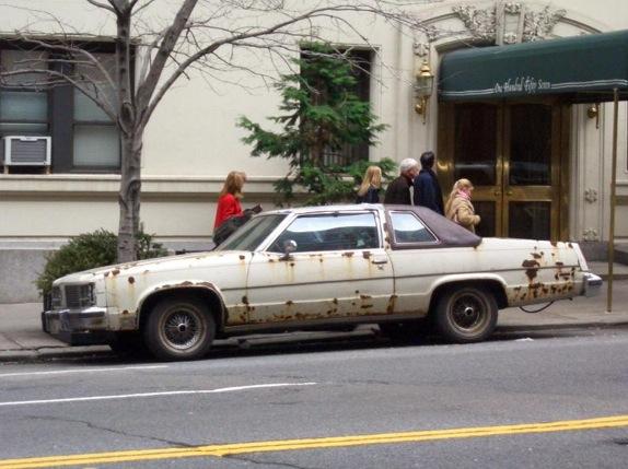Crappy car