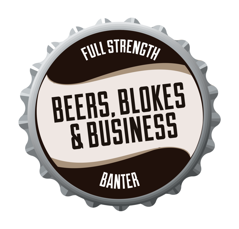 Beers Blokes Business - logo