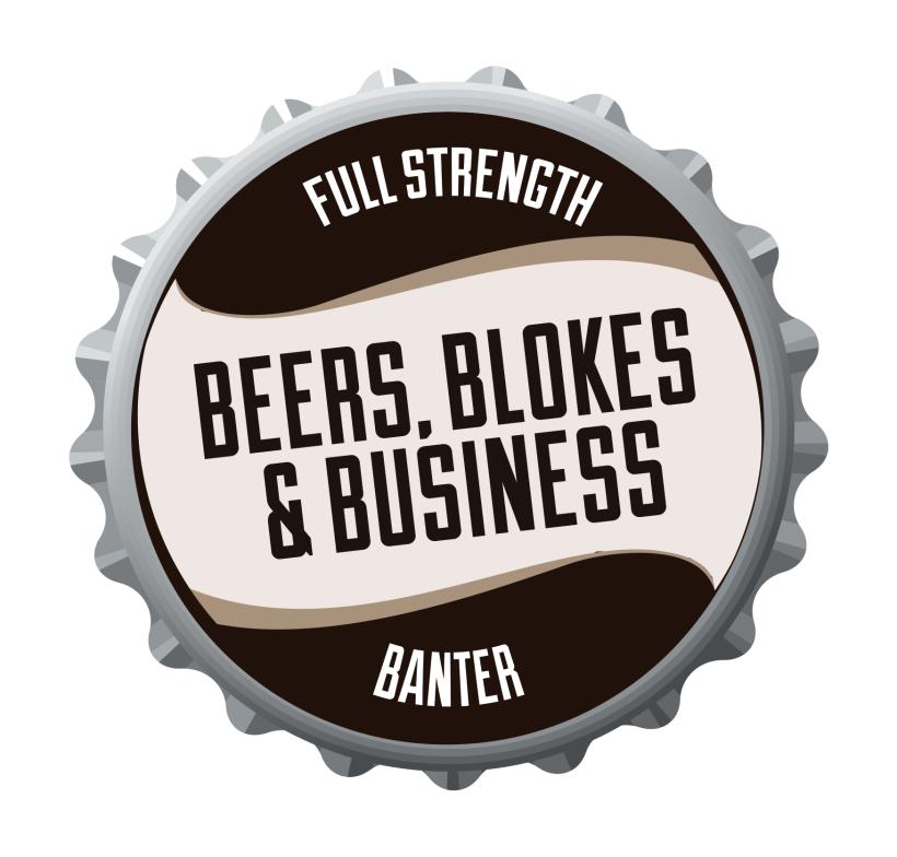 Beers Blokes Business - logo