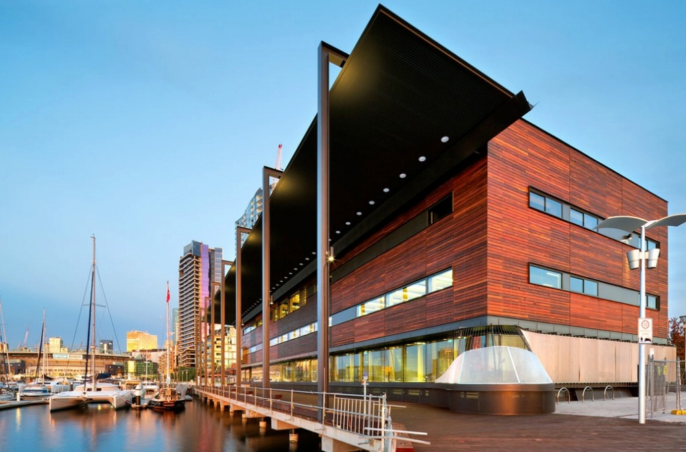 Docklands Library