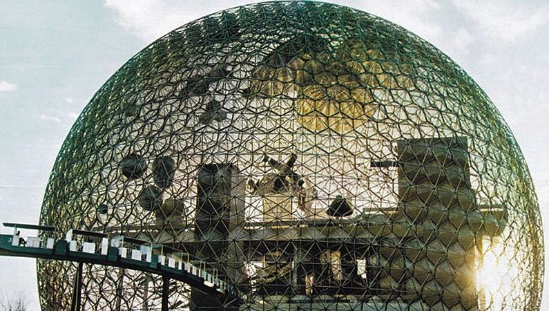 Geo dome