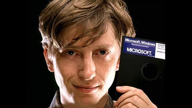 Bill Gates 1980's
