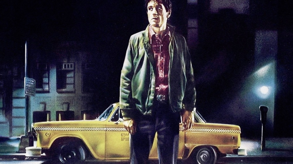 taxi driver - travis