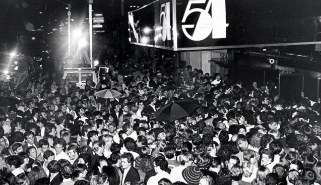 Studio 54 opening night