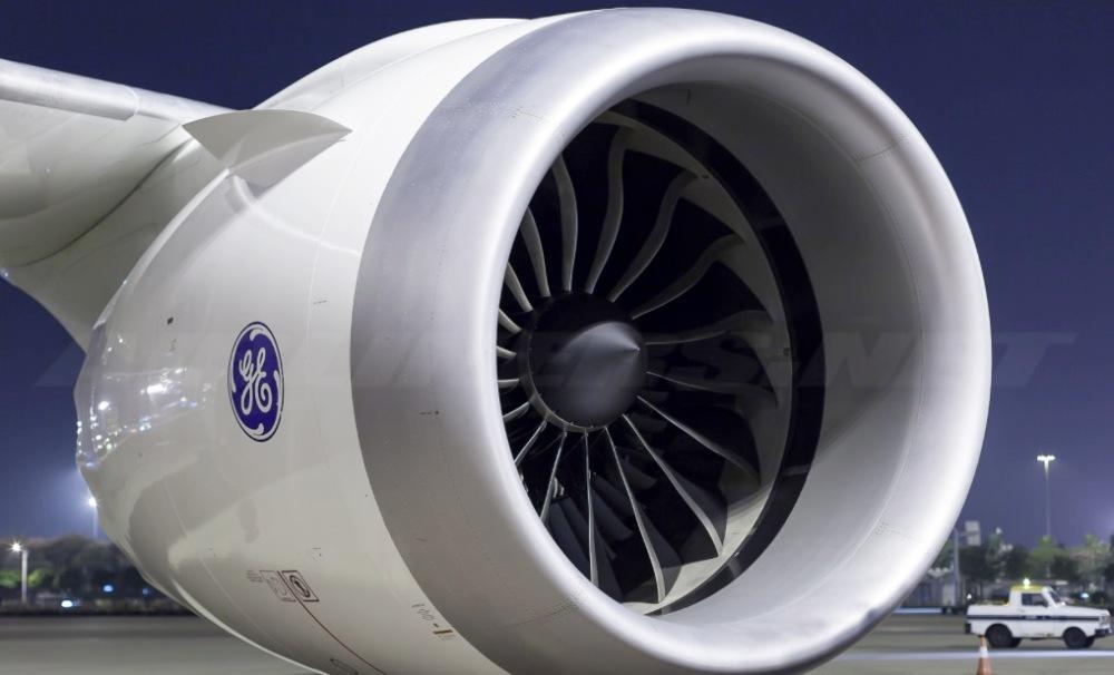 GE Jet Engine B787