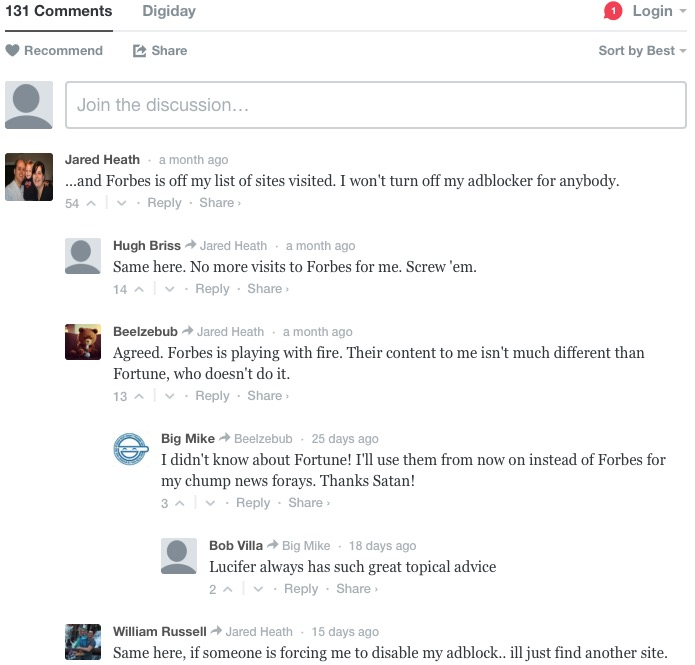 Forbes ad block comments