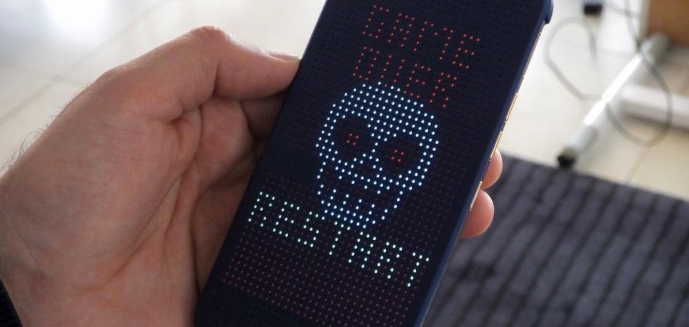 8 bit smartphone