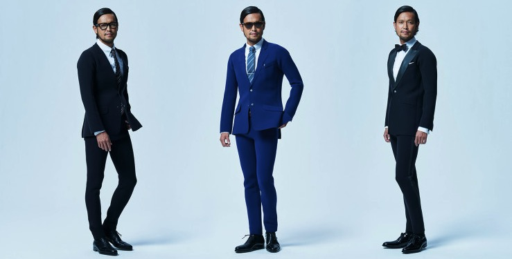 Wetsuit business suit