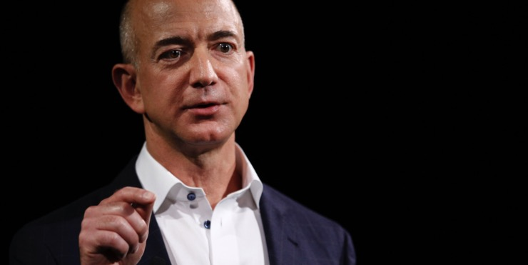 Jeff Bezos Genius